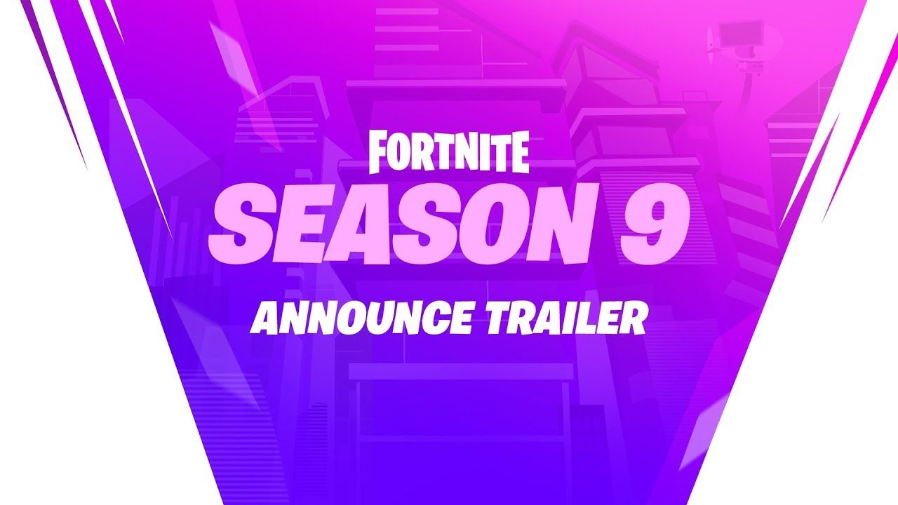 Fortnite 2 20 Update Patch Notes (Season 9 Patch 9 00 today